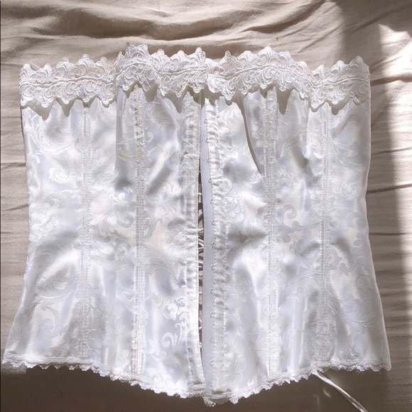 Frederick's of Hollywood Other - White Fredericks Corset